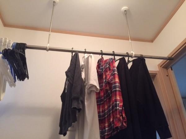 【実例つき】室内物干しを活用しよう!部屋干しを楽にするおススメの室内物干し